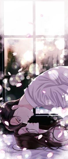 날 가져요-로맨스(완결) : 네이버 블로그 Couple Amour Anime, Couple Anime Manga, Anime Love Couple, Couple Cartoon, Couple Art, Manga Anime, Art Anime Fille, Anime Art Girl, Manga Romance