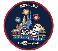 45th anniversary pin design