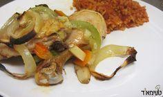 טעימאוד - מתכון עוף עם ירקות שורש בתנור | עוף | טעימאוד | מתכונים קלים | בלוג אוכל