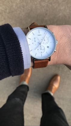 Timex Waterbury Classic Chronograph Timepiece #timex #watch #chronograph #timepiece