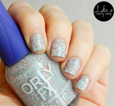 Smalto ORLY Milky Way by Like a Candy Shop