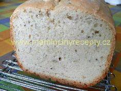 Rychlý česnekový chléb – Maminčiny recepty Bread, Food, Brot, Essen, Baking, Meals, Breads, Buns, Yemek