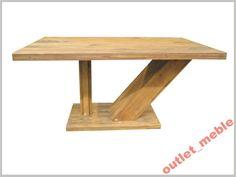 STÓŁ 150x90 drewno PALISANDER ind designerski NOWY