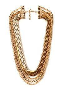 Collar dorado :)