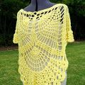 Lac Cape Sweater For Women             Pattern …     This gorgeous Lace cape has been Inspired  from ...
