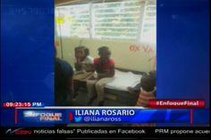 Al Menos 27 Estudiantes Intoxicados Por Almuerzo Escolar En Luperón, Puerto Plata
