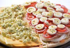 MENU KZUKA: INCREMENTE A PIZZA PRONTA DE SUPER - Pop Up - Kzuka