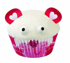 Wilton 415-2049 Valentine Bear Cupcake Decorating Kit >>> Don't get left behind, see this great product offer  : Baking Accessories