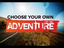 Sermon Series | Choose Your Own Adventure | Media Archive | Brooklake Church
