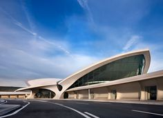 TWA Flight Center - New York Idlewild Airport (JFK)