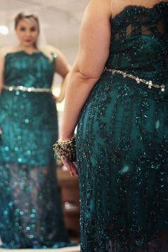 vestido de festa plus size para formatura