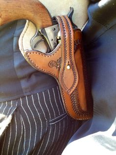 Sobaquera de Pinkerton por LondonJacks en Etsy Gun Holster, Holsters, Cowboy Action Shooting, Revolvers, Leather Working, Etsy, Trending Outfits, Unique Jewelry, Handmade Gifts