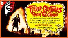 Cinema classics on DVD: Horror~Camp FAVES! Barbara Steele, Anita Ekberg, John Amplas, Andrew Prine, Yvonne DeCarlo, Rod Steiger, Eric Roberrts, Alex Winter, Brooke Shields