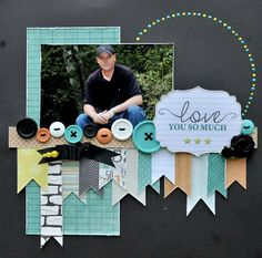 scrapbook layout ideas for a lot of pics 27 Cute Scrapbook Ideas with Images and Instructions - My Happy . Ideas Scrapbook, Scrapbook Layout Sketches, Wedding Scrapbook, Scrapbook Designs, Baby Scrapbook, Scrapbook Paper Crafts, Scrapbook Supplies, Scrapbook Cards, Anniversary Scrapbook
