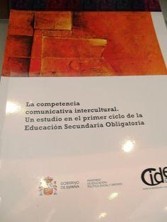 La competencia comunicativa intercultural : un estudio en el primer ciclo de la Educación Secundaria Obligatoria / Ruth Vilà Baños  L/Bc 37.03 VIL com