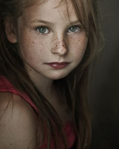 If there was magic made through a camera, it would be Magdalena's portrait work, a different world through her eyes <3