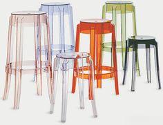 Charles ghost stool
