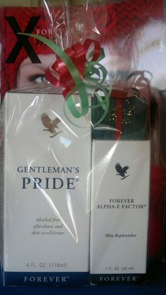 Gifts for him too. This stuff smells amazing! Forever Living Products, Alcohol Free, Gift Packaging, Aloe, Gifts For Him, Gift Wrapping, Gift Sets, Imagination, Inspiration