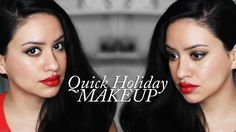 Quick Holiday Makeup with Pür Minerals