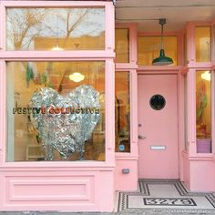 pink Festive Collective storefront
