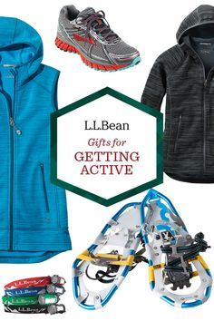 Give the gift of adventure with expertly designed gear and clothing, made with innovative materials that help take any workout or outdoor activity to the next level.