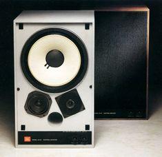 JBL 4311B, the studio version of the superb L100 Century.