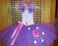Twilight Sparkle vestido tutú por shopjoli en Etsy