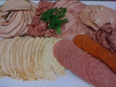 Boar's Head Deli Meat Platter