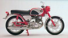 1965 Honda CB77 Super Hawk
