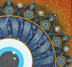 #details #evileye #mandala #oleseaarts #dotillism #dotwork #mandalagallery #mandalasale #dotpainting #beautiful_mandalas #mandalaplanet #dotart #sacredgeometryart #mandalaforsale #mysticart