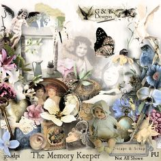 The Memory Keeper by G&T Designs