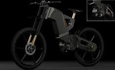 Trefecta DRT - a Unique Military Grade Electric Bike - http://daily5things.com/trefecta-drt-a-unique-military-grade-electric-bike/