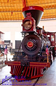 B&O Railroad Museum, Baltimore, MD