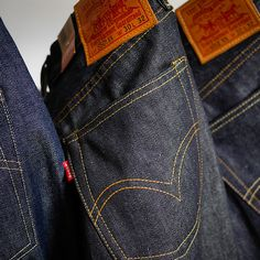 Levis Vintage Clothing | 1944 501 Rigid