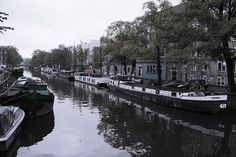 25: Amsterdam: Distracciones (Distractions)