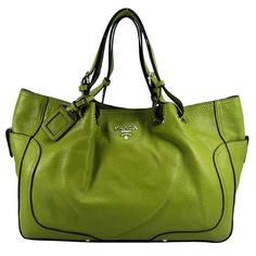 Prada, love the color, size and big handle:)