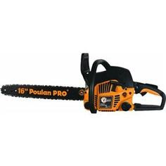 Husqvarna Outdoor Prod Poulan Weedeater 16 Gas Chain Saw 967084601 Unit   Each 869927349bcd