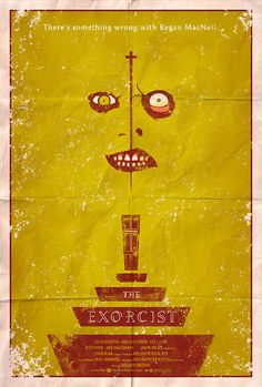 The Exorcist by Adam Rabalais [©2014]