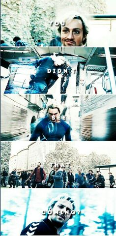 Pietro Maximoff. Absolutely positively my favorite in Age of Ultron, besides Ultron himself