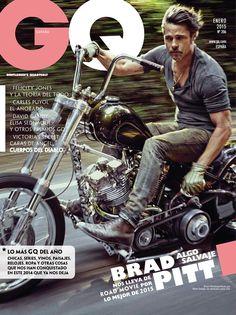 Harley Davidson Motorcycles, Custom Motorcycles, Custom Bikes, Cars And Motorcycles, Harley Bobber, Bobber Chopper, Triumph Motorcycles, Details Magazine, Gq Magazine