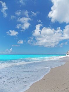 Breathtaking Egremni beach, Lefkada island ~ Greece