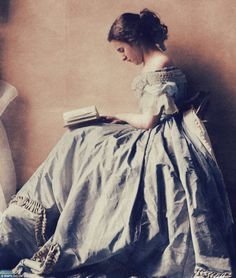 c0lorvintage: 1860s photo by female photographer Lady Clementina Hawarden Original (x)