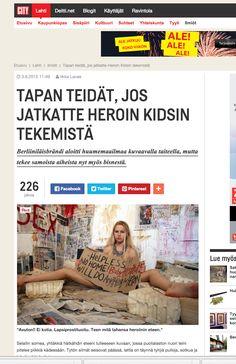 #heroinkids #kaiserengel heroinchic Streetwear Berlin by Corinna Engel & Christian Kaiser