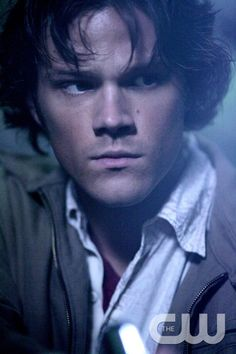 """Children Shouldn't Play with Dead Things""--  Jared Padalecki as Sam Winchester stars in SUPERNATURAL on The CW. Photo: Michael Courtney/The CW�2006 The CW Network, LLC. All Rights Reserved.pn"