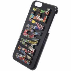 Velkommen | Rakuten Global Market: IPhone/iPhone 6 Shell Jacket 6 cases • Marvel? s 3D MARVEL logo] ☆ Gourmandise (4.7 inch models) iPhone 6 cover and store ☆-