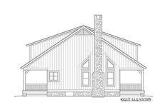 Big Rear and Front Porches - 58555SV thumb - 06