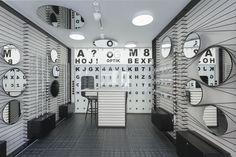 Optic Shop de ORA | Intérieurs de magasin