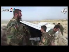 Fight in Iraq the destruction of LIH terrorists in the vicinity of the c...