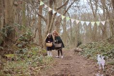 A woodland easter egg hunt and GIVEAWAY