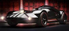 This Fully Functional STAR WARS Vadermobile Is at San Diego Comic-Con — GeekTyrant